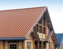 Двускатная крыша 2