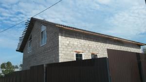 Двускатная крыша 3